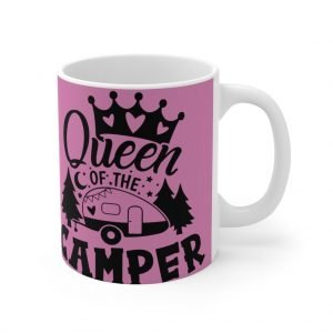 Camping coffee mug for her